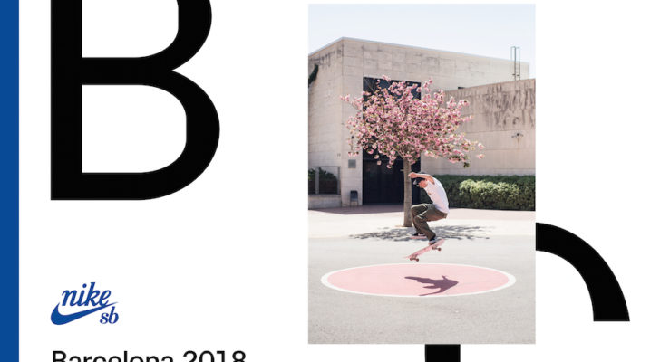 Nike SB presentará su vídeo este finde en Barcelona