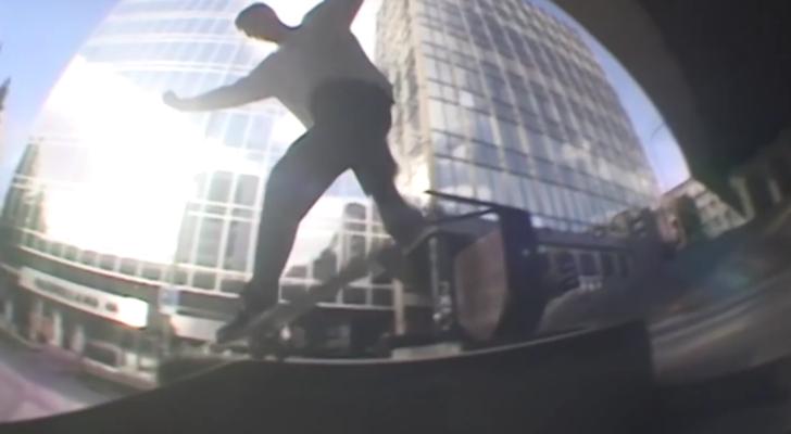 Pepe García entra en Jart Skateboars con esta parte completa