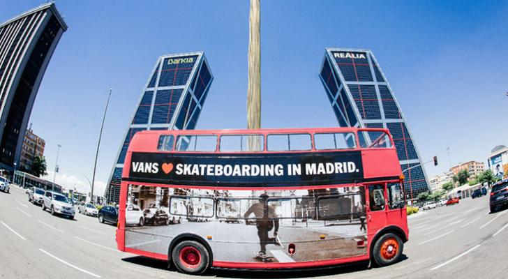 Clip del Go Skateboarding Day Madrid x Vans y Welcome