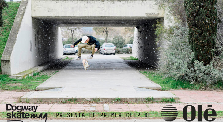 El clip con el que Olé Skateboards se presenta al mundo