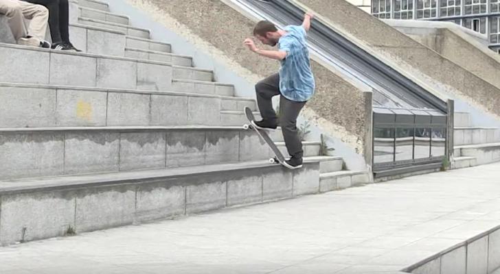 Un clip que nos pasea 2 días por París con Miquel Castany