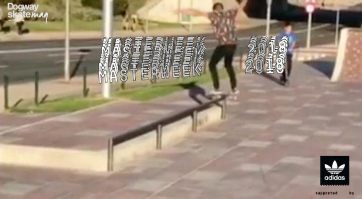 Jesús J. Narváez. Masterweek 2018 x adidas