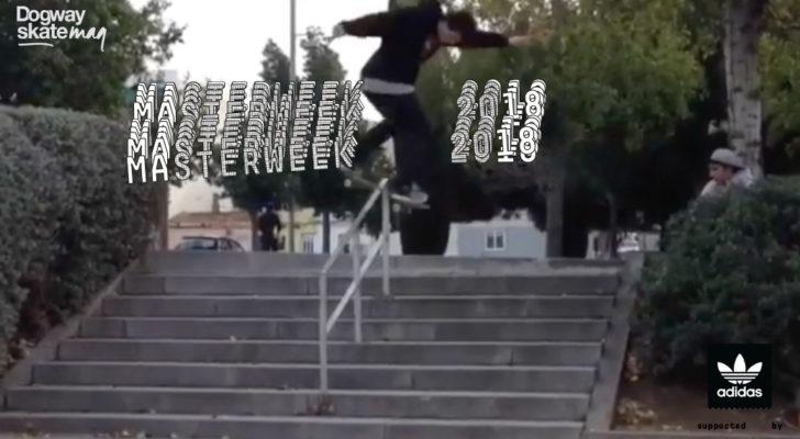 Jonathan Torres. Masterweek 2018 x adidas