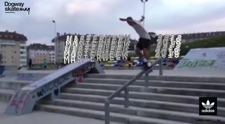 Damián Ferreira. Masterweek 2018 x adidas