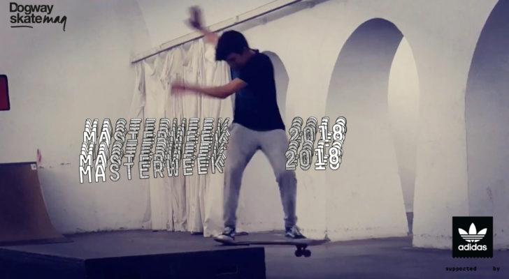 Zouk Guijarro. Masterweek 2018 x adidas