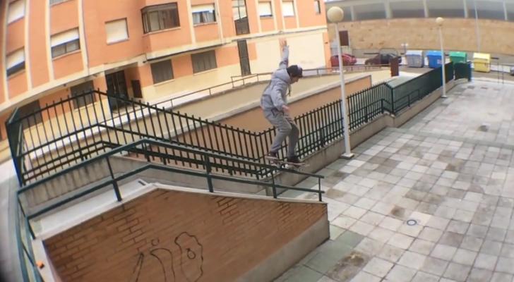 Barrizales, un vídeo de Javier Carmona