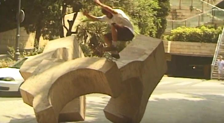 HK Forever. Skateboarding en VX desde Mallorca