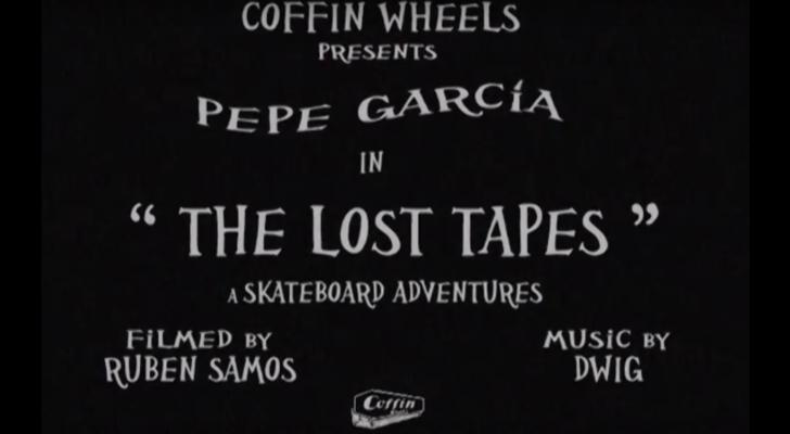 Pepe García Lost Tapes x Coffin Wheels