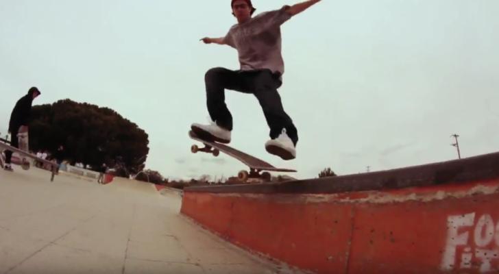 «Sun & Clouds», un clip con David Casado en el Spotter