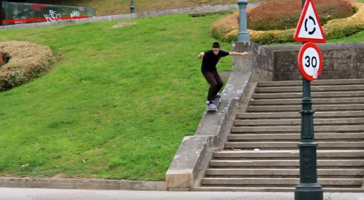Nuevo clip de Vallapatín. Slappy Days en Vigo