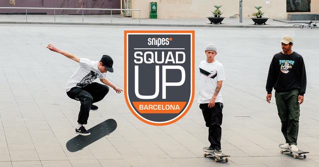 Clip del Snipes Squad UP Barcelona 2018