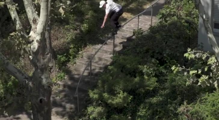 Oh Là Là Paname, el nuevo clip de adidas Skateboarding