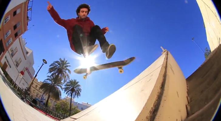 El vídeo «Sevilla Skateboarding» se estrenará online el sábado