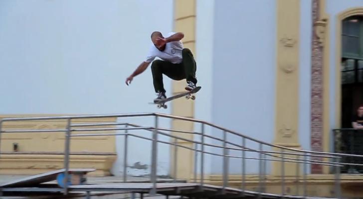 Ya está online el vídeo completo «Sevilla Skateboarding»