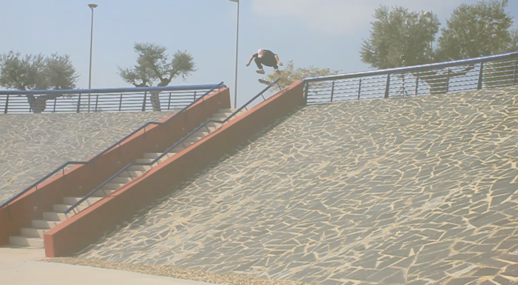 Clips de Bocanegra y Culhane x Grimey Skateboarding