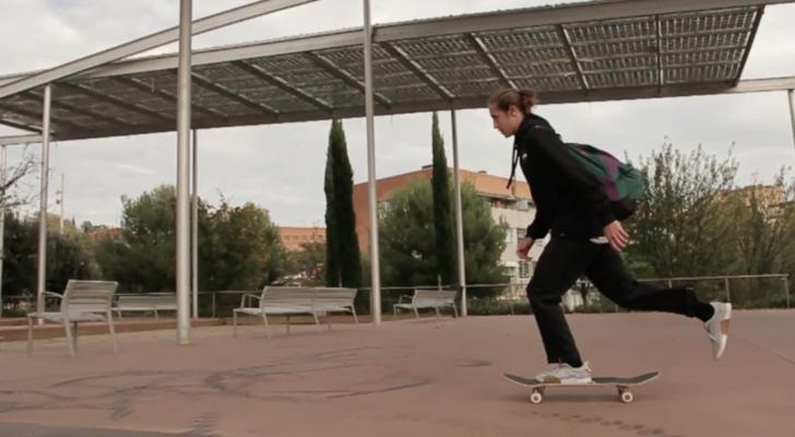 Clip. Un día en Barcelona con Rafa Bocanegra