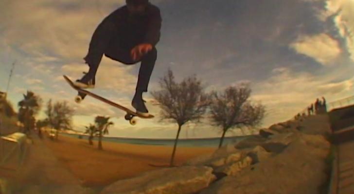 Parte de Miguel Castro «Pegatas» x Roots Skateshop