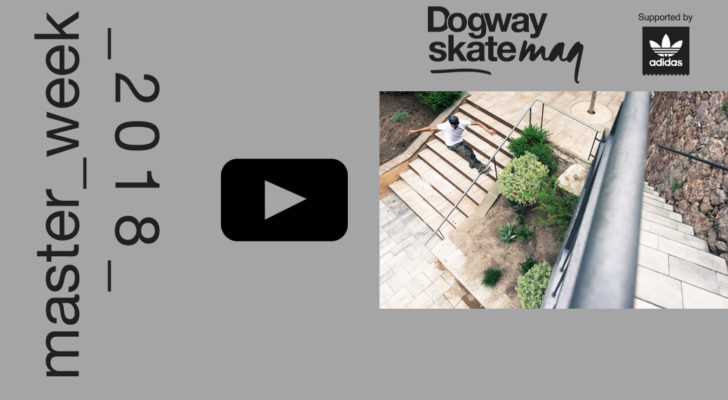 Vídeo del Dogway Masterweek 2018 Supported by adidas