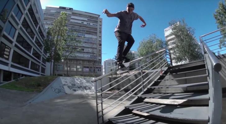 Duarte Pires y Guilherme Lima en «The X video»