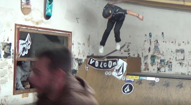 Ya puedes ver el clip del Matola Ramp Jam BBQ II