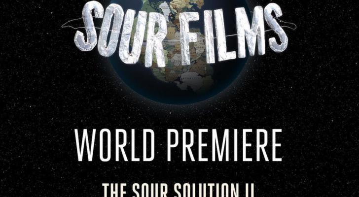 Apúntate a la premier de The Sour Solution II