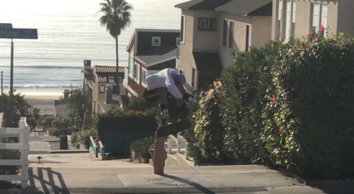 Surf's Up, un clip de Lucas Puig x Andalé Bearings