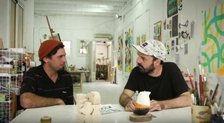 Entrevista al skater madrileño Rubén Sánchez sobre sus tablas Enjoi