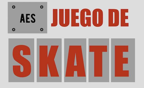 Todo sobre el «Juego de Skate 2019» de la AES