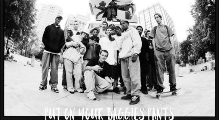 Fiesta noventera DC en Amigos Skateshop