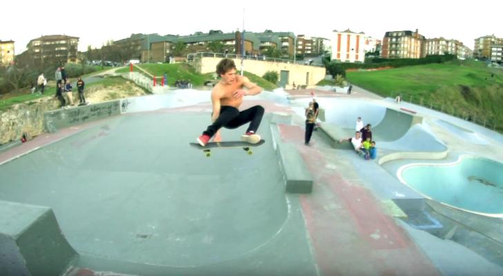 Vídeo con Jaime Mateu, Ian Campbell y Pablo Carranza en La Kantera