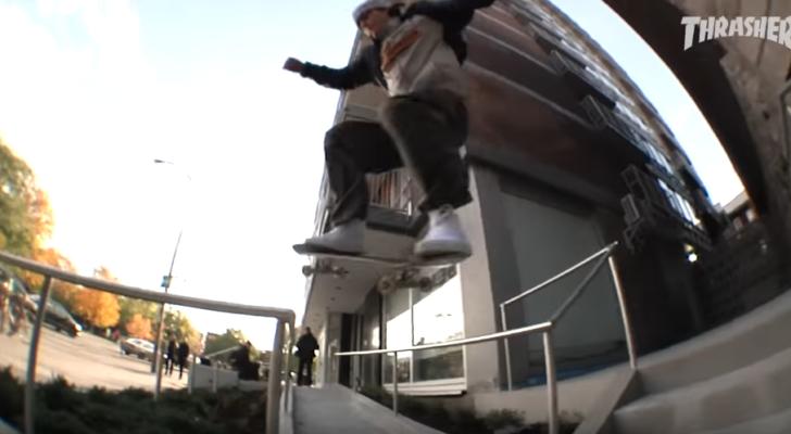Ya puedes ver Courtesy, el nuevo vídeo de Vans