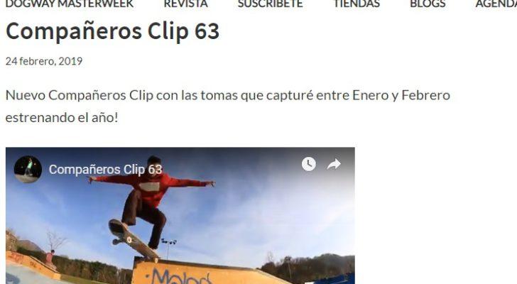 Compañeros Clip 63