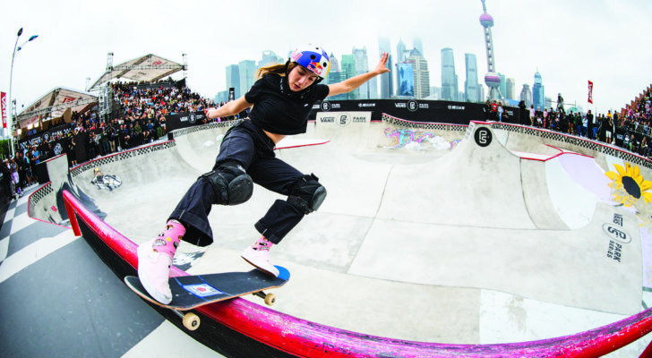 Todo sobre el Vans Girls Skate Camp de Barcelona