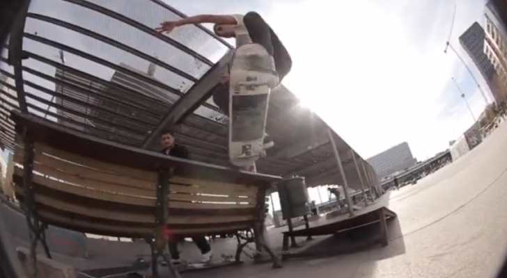 Trailer e info de la collabo CR10 Brand x Eina Skate Co.