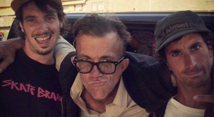 Ha muerto Jake Phelps, editor de Thrasher, con 56 años