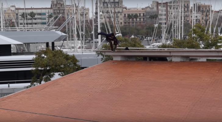 Ya puedes ver online el vídeo de Kraner Skateboards