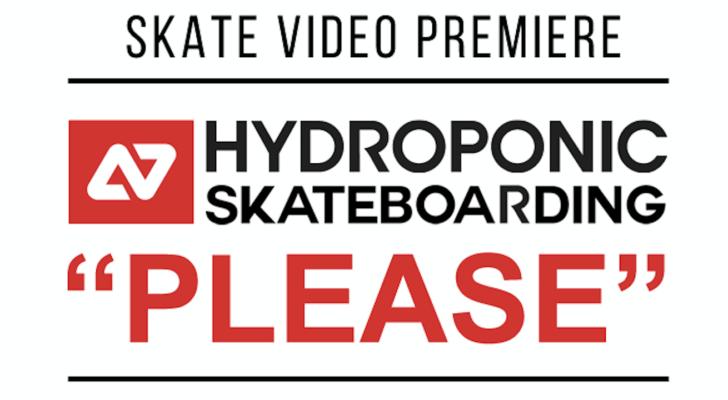 Premier de «Please», el nuevo vídeo de Hydroponic