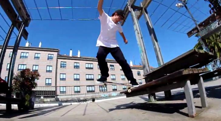 David Casado llega a Blurs con este clip