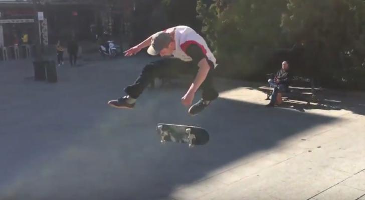 El trailer del Opio Video dice que el skate madrileño no está muerto