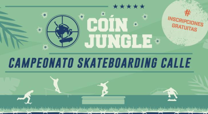 Toda la info sobre el campeonato Coín Jungle