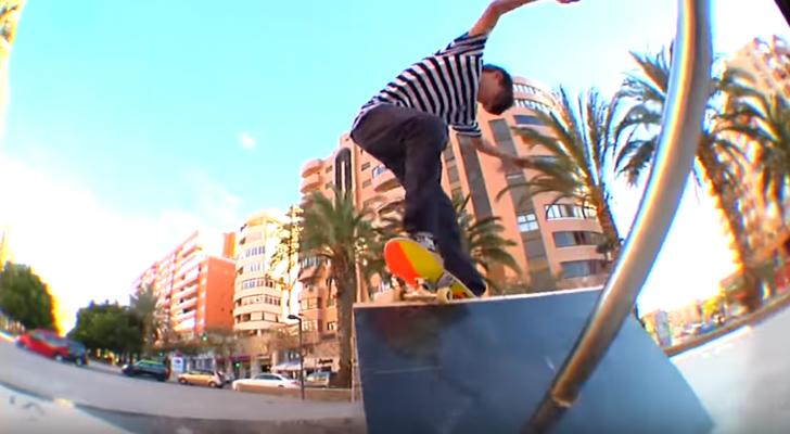 Slidin OMWTFYB. Nuevo vídeo desde Alicante y Valencia