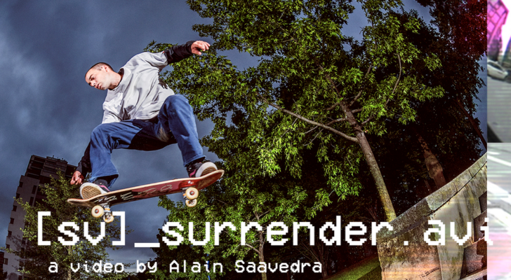 Trailer de [sv]_surrender.avi, el vídeo de Alain Saav