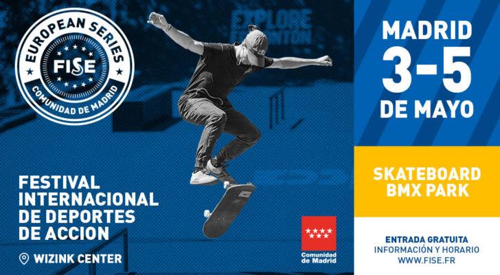 La FISE European Series se celebrará en Madrid