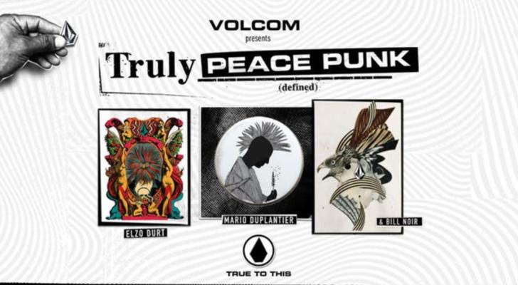 Truly Peace Punk, el evento que Volcom está preparando en Madrid