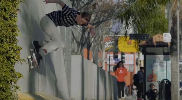 Ya puedes ver Gizmo, el vídeo de skate femenino de Nike SB