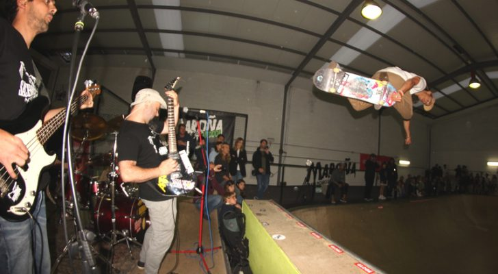Fotos de la demo Globe en el Maroña Indoor de La Coruña