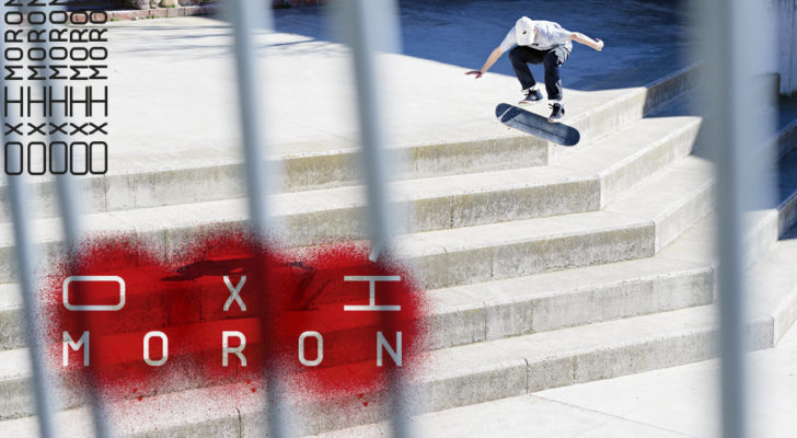 Oxímoron Skate Video. Premier online.