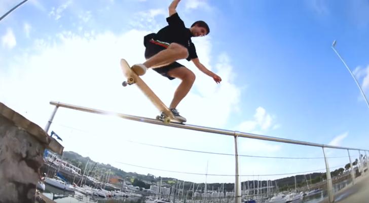 Kaleko Kontuk. Nuevo vídeo completo desde Euskadi