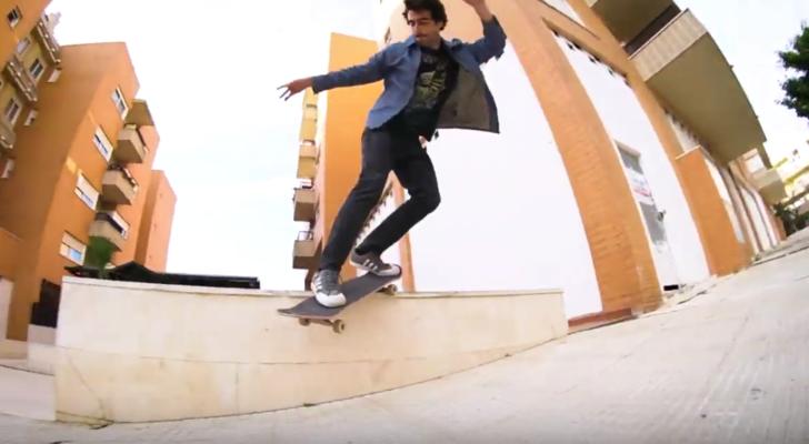 Ground. Nuevo vídeo desde Sevilla