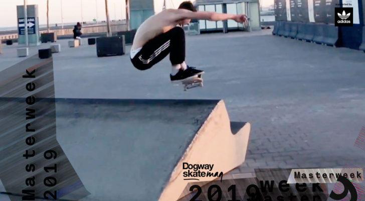Nico Fresneda. Masterweek 2019 x adidas Skateboarding